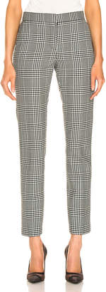 Burberry Hanover Pant in Mist Green Chalk | FWRD