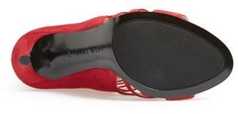 Nine West 'Funkfresh' Strappy Leather Sandal (Women) 2