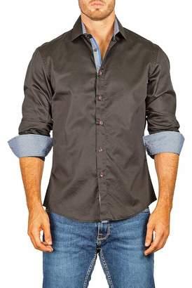 Bespoke Modern Fit Long Sleeve Shirt