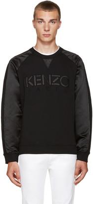 Kenzo Black Paris Pullover $270 thestylecure.com