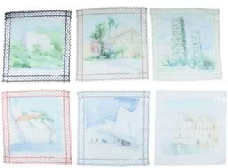 Massimo Alba Square scarves - Item 46558645LM