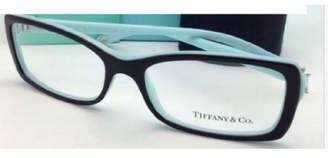 Tiffany & Co. Eyeglasses 0TF2091B 8055 TOP BLACK/BLUE