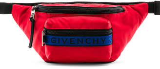 Givenchy Logo Bum Bag