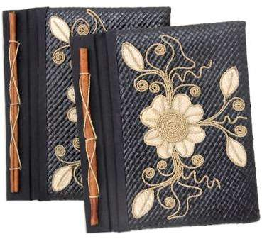 Floral Pride Pandanus journals (Set of 2)