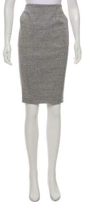 Elizabeth and James Knee-Length Pencil Skirt