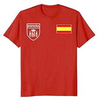 Spain Spanish Flag T-Shirt