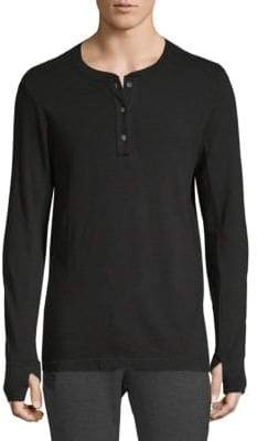 Vimmia Alpha Long-Sleeve Henley