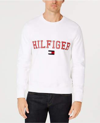 Tommy Hilfiger Men's Big & Tall Logo Sweatshirt, Created for Macy's