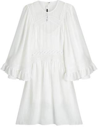 McQ Dress with Embroidery