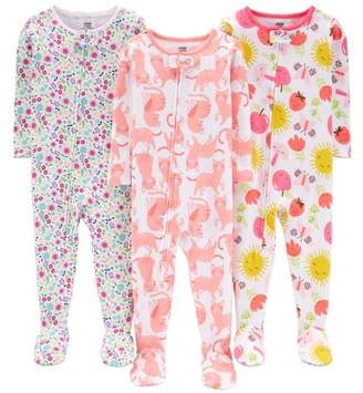 191a0b1b1 White Footed Pajamas - ShopStyle