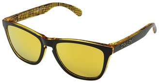 Oakley Frogskins Urban Commuter Athletic Performance Sport Sunglasses