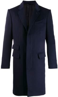Ermenegildo Zegna cashmere single-breasted coat