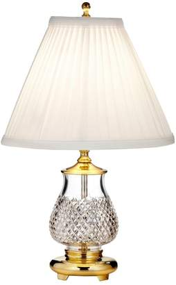 Waterford Alana Crystal Table Lamp