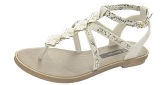 grendha Glamour Sandal Womens Flip Flops / Sandals - Snake