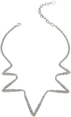 Dannijo Lotus Choker Necklace