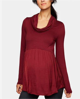 A Pea in the Pod Maternity Babydoll Top