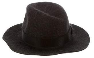 Rag & Bone Fur Brimmed Hat