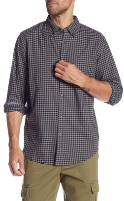 Joe Fresh Lightweight Standard Fit Flannel Shirt