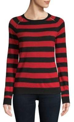 Zadig & Voltaire Striped Wool Sweater