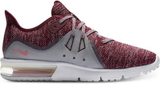 Nike Women's Air Max Sequent 3 Running Sneakers from Finish Line