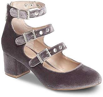 Charles by Charles David Lewis Block-Heel Pumps Women Shoes