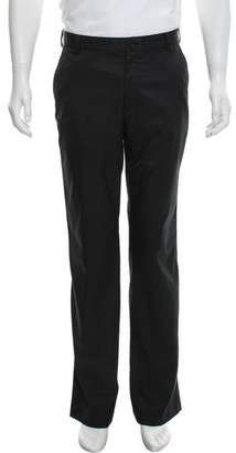 Nike Casual Flat Front Pants
