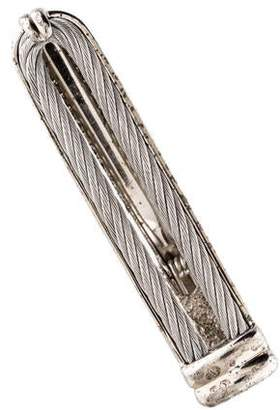Charriol Silver Tie Pin