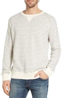 Grayers Dalton Stripe Terry Sweatshirt