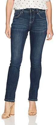Jag Jeans Women's Petite Adrian Straight Jean