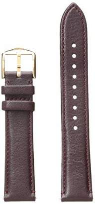Fossil Women's S181423 Analog Display Purple Watch