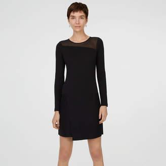 Club Monaco Shaylene Knit Dress