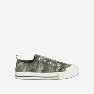 8d15f53884 Joe Fresh Kid Boys  Camo Vulcanized Sneakers