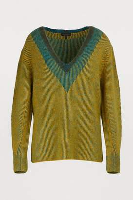 Rag & Bone Jonie V-neck sweater