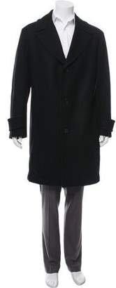 Calvin Klein Wool Overcoat w/ Tags
