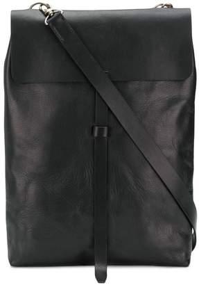 Ann Demeulemeester Blanche long satchel bag