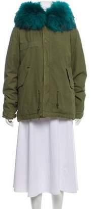 Mr & Mrs Italy Knee-Length Coat