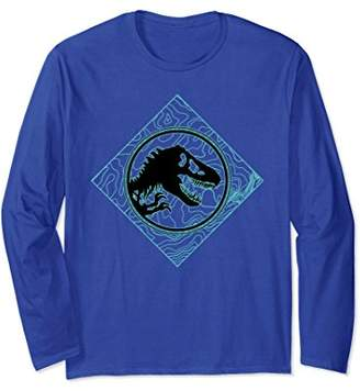 Jurassic World Fallen Kingdom: Dino Profile Long Sleeve Tee