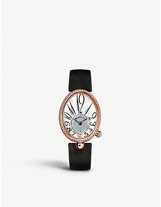 Breguet 8918BR/58/864/D00D Reine de Naples 18ct rose-gold