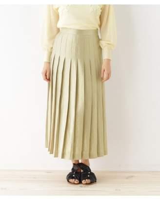Lepicerie (レピスリー) - レピスリー シャイニープリーツスカート