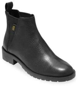 Cole Haan Calandra Leather Short Boots