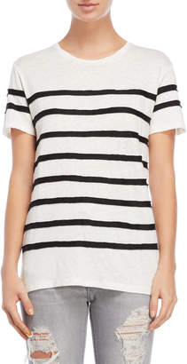 Each X Other Stripe Short Sleeve Tee
