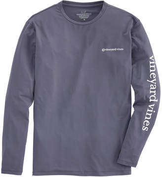 Vineyard Vines Long-Sleeve Performance Boating T-Shirt