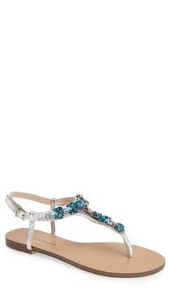 Women's Menbur 'Belmonte' Leather Thong Sandal $93.95 thestylecure.com