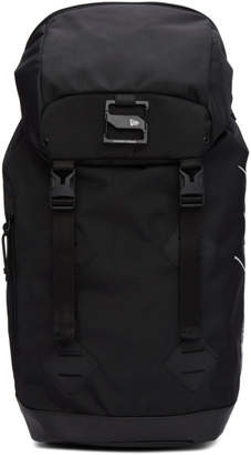 Yohji Yamamoto Black New Era Edition Rock Backpack