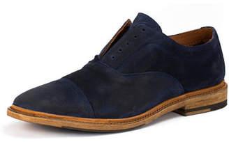 Frye Paul Suede Balmoral Oxford Shoe