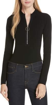 Nicholas Milano Knit Bodysuit