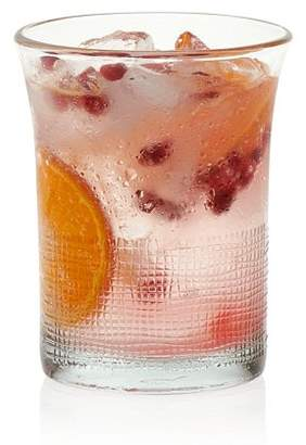 Libbey Yute Tumbler Glasses, Clear, Set of 8