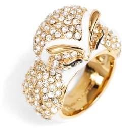 Kate Spade Star Bright Owl Ring