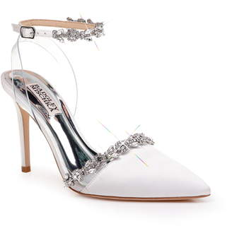 Badgley Mischka Collection Adelina Ankle Strap Pump