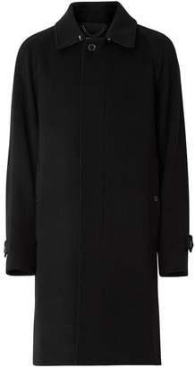 Burberry Cashmere Car Coat